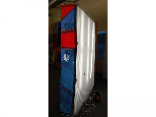 VBurst 8ft Kit Flat BACKLIT 10ft x 10ft space