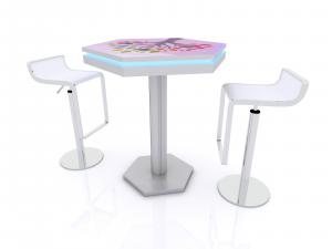 MOD-1465 Wireless Charging Bistro Table