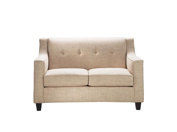 Tangiers Loveseat -- Trade Show Furniture Rental
