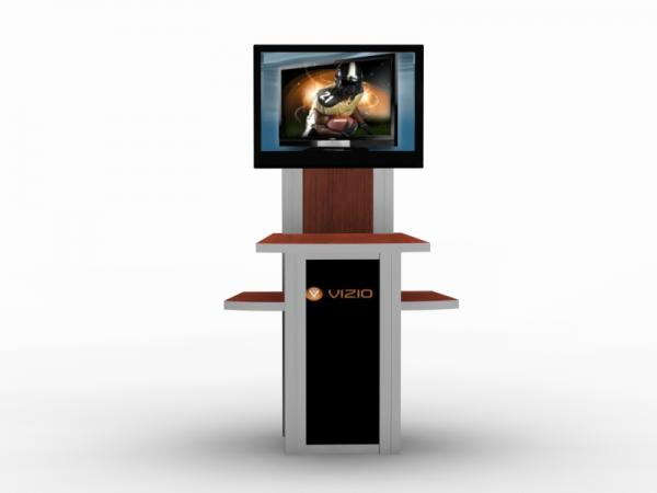 MOD-1229 Trade Show Workstation \ Kiosk -- Image 2