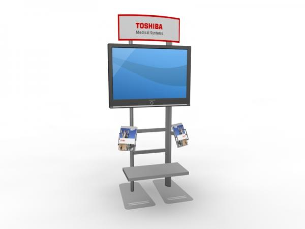 MOD-1248 Workstation/Kiosk for Trade Shows and Events -- Image 1
