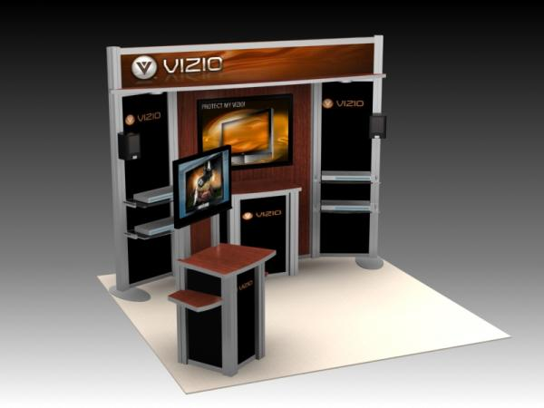 VK-1075 Trade Show Exhibit -- Image 3