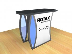 MOD-1216 Trade Show Counter -- Image 1