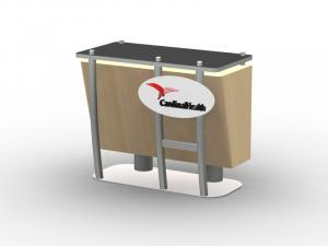 MOD-1215 Trade Show Counter -- Image 1
