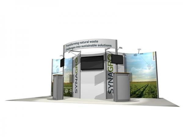 ECO-2027 Sustainable Tradeshow Display -- Image 1