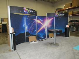 ECO-2029 ecoSmart Inline Trade Show Display